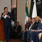 Asiste el Gobernador a la LIX Asamblea General Ordinaria de la Coparmex, delegación Michoacán
