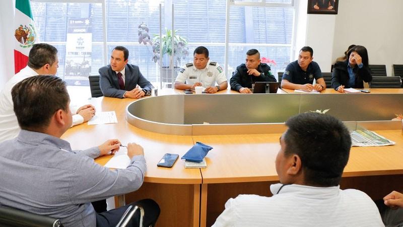 Con esto, la SSP busca crear un entorno propicio para el bienestar, seguridad y estabilidad social de las y los habitantes de Morelia