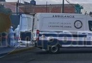 En la ubicación los paramédicos confirmaron que la persona presentaba una herida por arma de fuego y que se encontraba sin vida