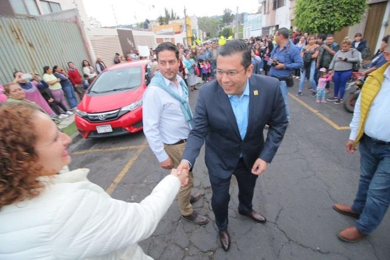 Barragán Vélez apuntó que más allá de los partidos la gente se debe de basarse en las propuestas de los proyectos que se plantean para buscar un cambio en la ciudad