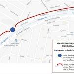 La circulación quedará cerrada sobre la calle Río Grande, desde la calle Paseo del Fresno hasta la calle Mártir de Uruapan, así como también se cerrará la circulación en la calle Combate de Muzco