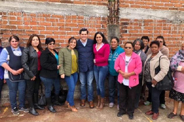Ante militantes que apoyan su trabajo rumbo al Senado mexicano, Ixtláhuac Orihuela externó su solidaridad y respaldo permanente, para que en un marco de legalidad y transparencia, sean realizados todos los trabajos del Partido Revolucionario Institucional