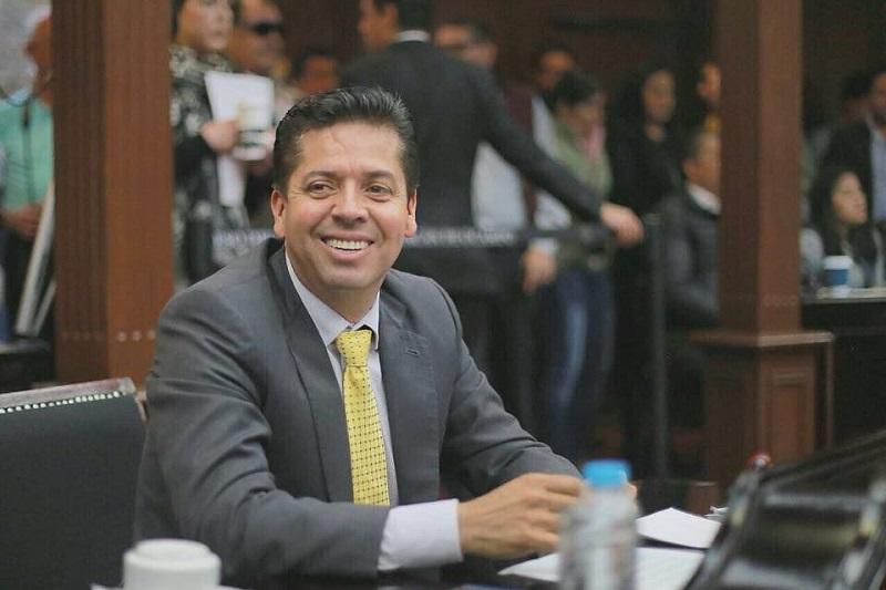 Este 2018, puntualizó es el año de la gran oportunidad para consolidar el trabajo legislativo y sacar las leyes que sean vitales para fortalecer el desarrollo de Michoacán y de los ciudadanos: García Conejo