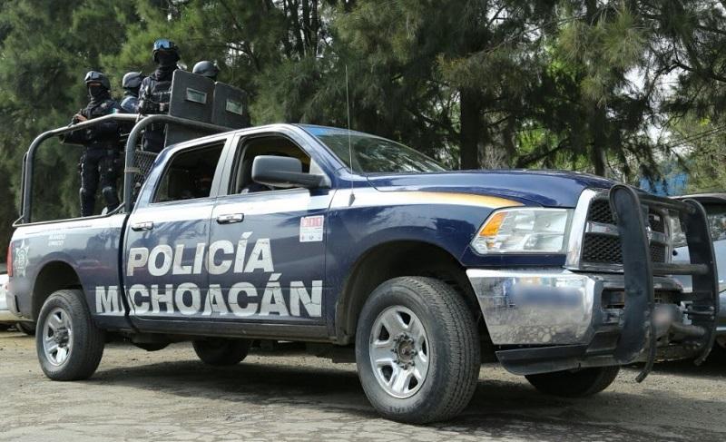 La institución mantiene un operativo en la zona para dar con los presuntos responsables de los hechos e inhibir el robo de vehículos y otros actos ilícitos