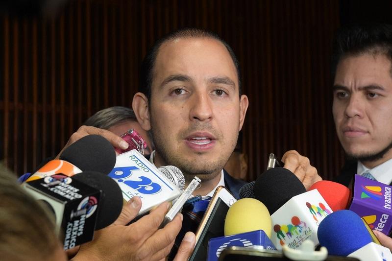 Además, Cortés Mendoza exhortó a los miembros del magisterio a que no se dejen usar por esos liderazgos que lo único que les interesa es tener sus votos