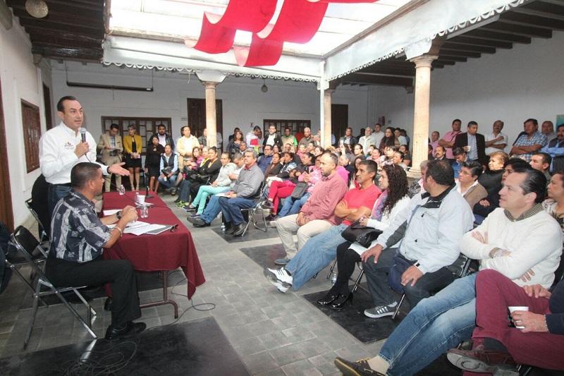 Cabe señalar que la Casa para las Organizaciones Civiles está abierta al público y se encuentra ubicada en la calle Morelos Norte número 328, en el Centro Histórico de la ciudad de Morelia