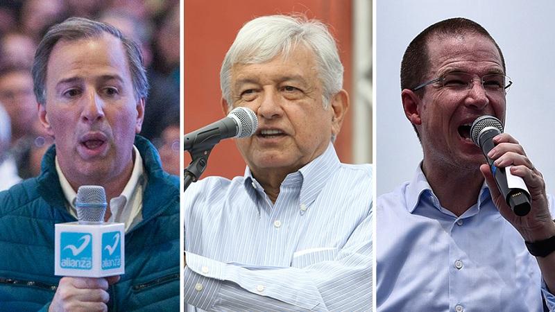 El periodo de precampaña inició el 11 de febrero y concluyó el domingo pasado, en tanto que las campañas se iniciaran el 29 de abril y concluirán el 27 de junio para dar paso a un periodo de tres días de veda electoral