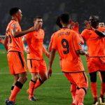 Un festín fue el que se dio el Liverpool en su visita al Estadio Do Dragao y en especial el atacante senegalés Sadio Mané, quien se apuntó un Hat-Trick en el encuentro