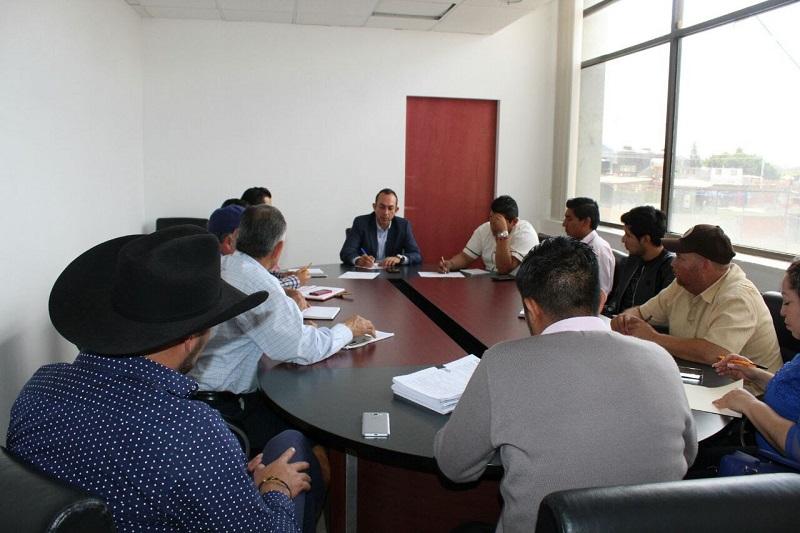 Las autoridades locales reconocieron la disposición de la Sedesoh para trazar una ruta que mejore las condiciones de sus comunidades y manifestaron su decisión de trabajar con la Secretaría