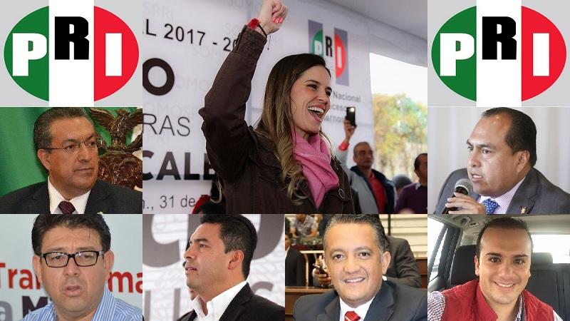 Así las cosas con el PRI en la capital michoacana, ¿será que con estos candidatos puede dar la batalla?
