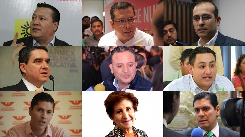 Será la última oportunidad para alcanzar acuerdos entre las dirigencias del PRD, el PAN, Movimiento Ciudadano y el PVEM