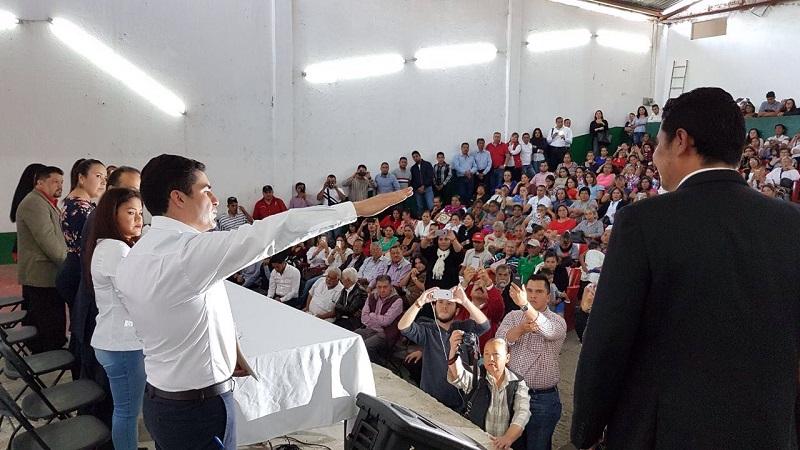 Cabe señalar que en seis municipios, que son: Penjamillo, Lázaro Cárdenas, Gabriel Zamora, Yurécuaro, Turicato y Tuzantla, no se realizó el proceso