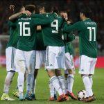 Por otro lado, la Selección de Alemania, actual campeona del mundo, se mantiene como líder de la lista, seguida de Brasil, Portugal, Argentina y Bélgica