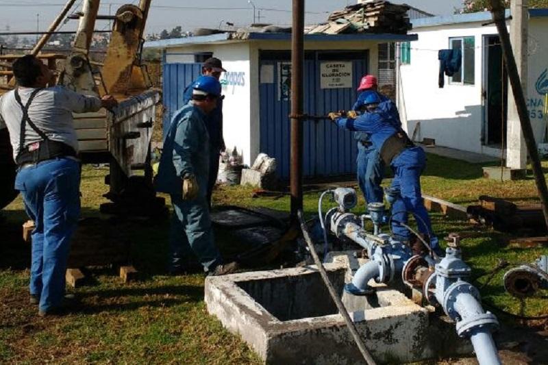 Con estos trabajos del personal del OOAPAS, el servicio de agua potable será restablecido en sus horarios regulares y se cubrirá el mantenimiento necesario para su mejor funcionamiento
