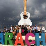 """El homenajeado invita a conocer la cultura, tradiciones y artesanías de Michoacán, cuyos habitantes """"somos gente de paz"""""""
