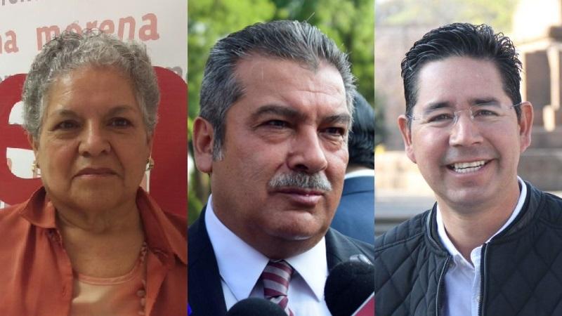 """Cabe recordar que en la capital michoacana la alianza """"Juntos Haremos Historia"""" hasta ahora está firme en el plano federal, pero no en el local, donde el PES va por su cuenta, con Fausto Vallejo a la cabeza"""