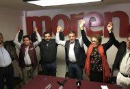 Morón Orozco anunció que el próximo mes solicitará licencia al Senado de la República