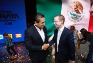 Silvano Aureoles resaltó su interés de contribuir desde la trinchera que le corresponde a la construcción de un nuevo régimen que permita a México abatir la pobreza, generar más oportunidades para todos los sectores poblacionales y colocar a la nación en el lugar que le corresponde