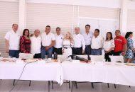 Gilberto Zarco mencionó que en Huetamo se ha realizado una inversión importante por parte de la administración estatal en materia de obras importantes