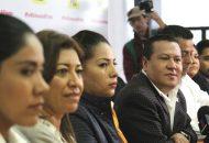 En otro tema, García Avilés indicó que a Michoacán le fue muy bien en la elección de candidatos al Senado y a diputados federales