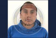 """Ángel Alberto H., alias """"El Chupe"""" y/o """"El Pelón"""", fue detenido por personal de la Dirección de Investigación y Análisis con base en una orden de aprehensión que fue obsequiada por un juez de control"""