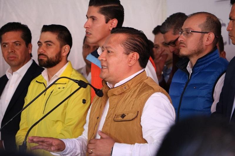 En la política también existen divergencias por lo que se respetará a quienes quieran caminar solos, para prevalecer el ánimo de unidad y fortaleza en Por Michoacán Al Frente: García Avilés