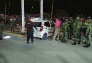 Arribaron primeramente elementos de la Policía Militar y Policía Michoacán, pero al no llegar la ambulancia el herido fue trasladado a bordo de otra unidad de alquiler hacia la clínica Fátima, donde lamentablemente perdió la vida