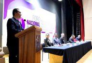 López Solís destacó que la entidad pueda ser sede de eventos de esta naturaleza, cuyo reto es posicionar y colocar en el ámbito de todas y todos los sujetos obligados, el análisis y revisión de estos principios