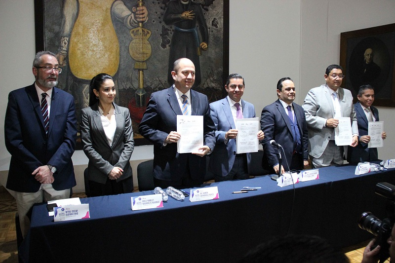 Con la firma de esta colaboración, se fortalecerá la capacitación y colaboración en materia de transparencia y acceso a la información pública, tanto para la ciudadanía como para los implicados en esta medida