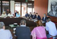En diálogo abierto y respetuoso, revisan autoridades estatales y comunales el avance en los compromisos de obra, servicios y programas