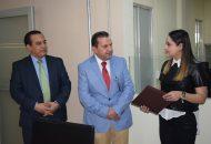 Marianela Sandoval Reyna cuenta con una experiencia de más de 10 años en la Comisión, lapso de tiempo en el que desempeñó diversas funciones en las áreas de la entonces Dirección de Orientación Legal y Quejas; así como en la Visitaduría Regional de Morelia y la Secretaría Ejecutiva