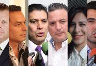 Ernesto Núñez se apunta para la primera posición de la lista de diputados locales plurinominales, con la intención de mantenerse en el estado y trabajar pasada la elección en el fortalecimiento de la estructura partidista
