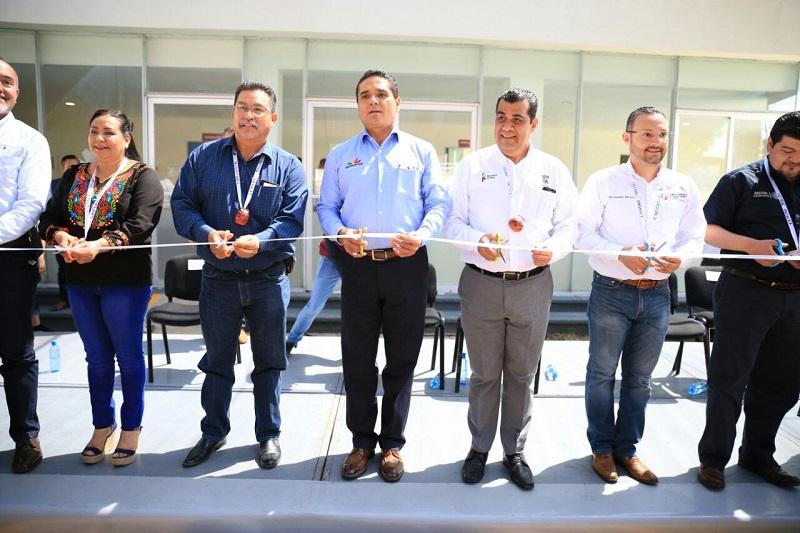 En Chilchota, más de 30 mdp en infraestructura urbana, destaca titular de SCOP