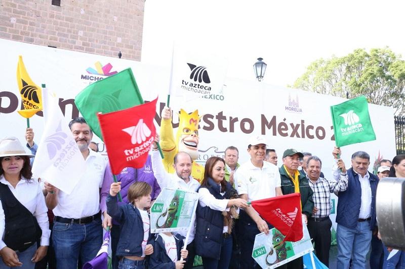 Anuncia titular de la Semaccdet, Ricardo Luna, la próxima puesta en marcha de un proyecto que convertirá los residuos sólidos en combustible para la región de la Cuenca del Lago de Pátzcuaro
