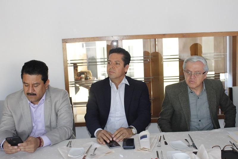 Antonio García y Ángel Cedillo señalaron que dicha ley representa un acto de justicia, para velar legalmente por quienes atienden los percances y desastres que se suscitan en la entidad