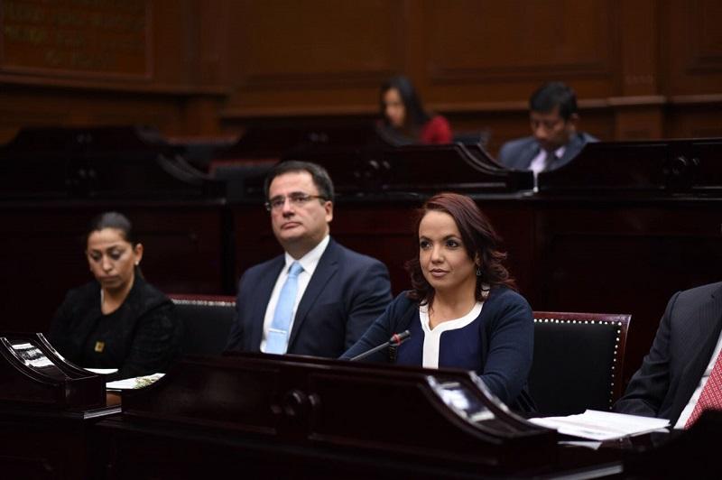 Villanueva Cano insistió en la urgencia de recobrar el espíritu y el ejemplo de quienes construyeron el marco normativo más emblemático de nuestra entidad