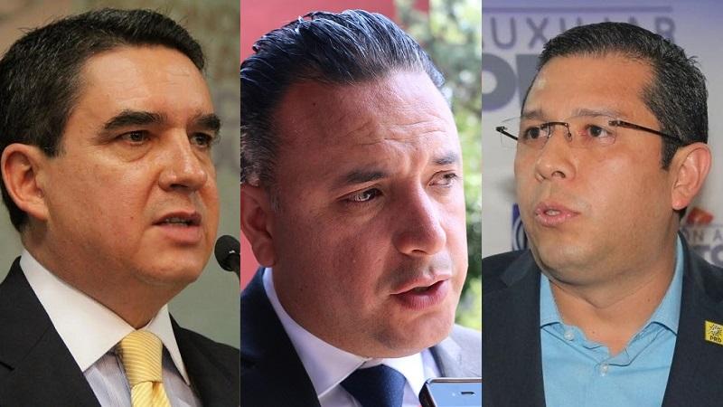 """Hoy se definirá al candidato de la candidatura común que denominan """"Por Morelia al Frente"""" en la ciudad de Morelia. Y como se recordará, la designación corresponderá al PAN."""