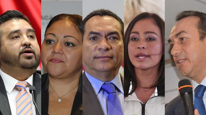 Aquellos que prácticamente son diputados y sólo están a la espera del trámite de la elección son…