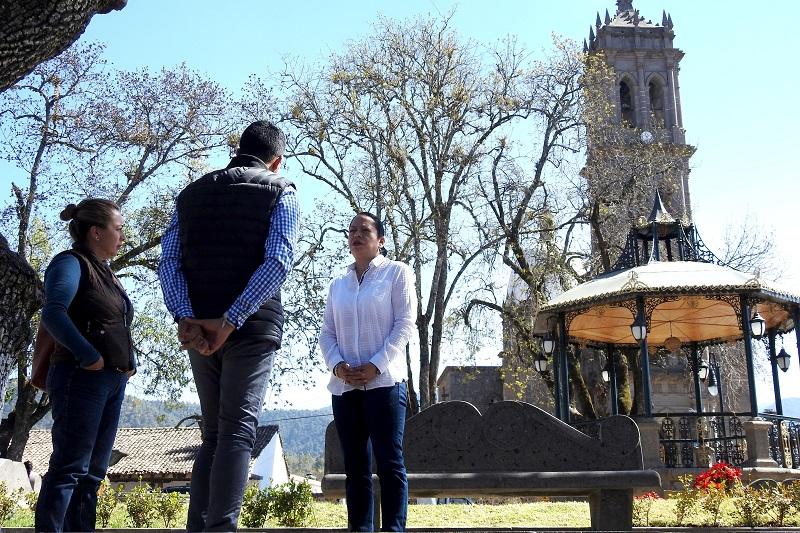 La diputada local por el Distrito de Hidalgo, llamó a las autoridades municipales a no bajar la guardia en esta recta final de los gobiernos locales y estar presentes para atender las demandas de la población