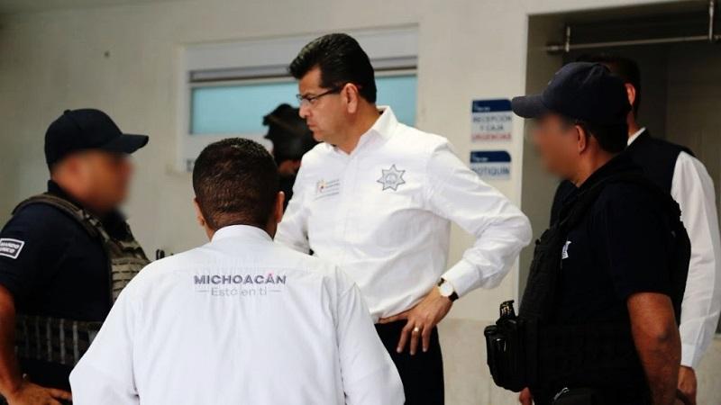 Hoy a la delincuencia se le enfrenta de forma coordinada y con todo el peso del Estado: Juan Bernardo Corona