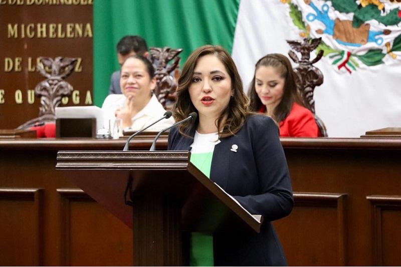 Para el coordinador del Grupo Parlamentario del Partido Verde, Ernesto Núñez Aguilar, refleja un logro más como bancada y representación en el Congreso de su instituto político