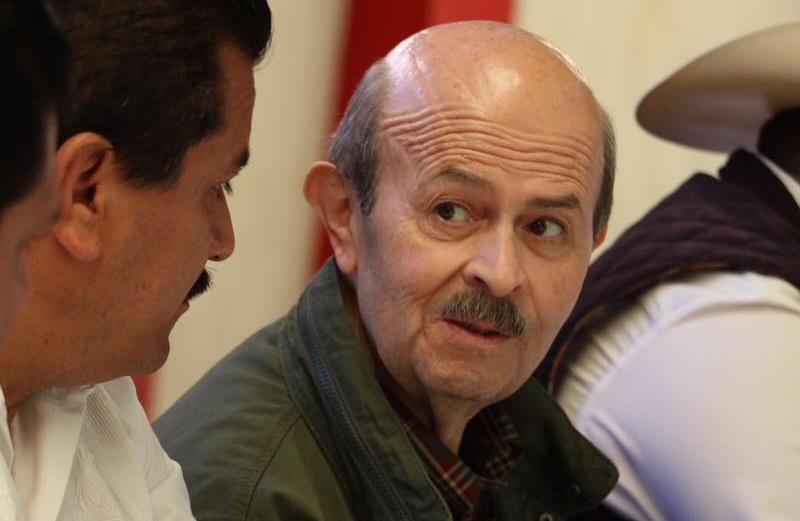 """""""Yo cuando platiqué con el dirigente nacional del PES le pedí que no me manoseara la planilla, y dijo que se respetaría; dos, que no me meta en sus discusiones ideológicas; y, tres que voy única y exclusivamente por el proyecto Morelia"""": Vallejo Figueroa"""