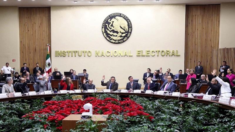 Podrán difundirse entre el 30 de marzo (inicio del periodo de campañas electorales) y el 1 de julio próximo (día de la Jornada Electoral)