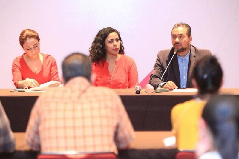 Potenciar las herramientas de las y los periodistas, comunicadores y comunicadoras, además de ampliar los horizontes de esta profesión, el objetivo, indica la titular de la CGCS, Julieta López Bautista