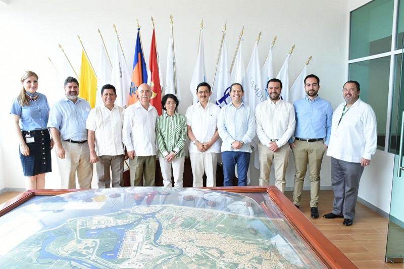 En México se ubican empresas de capital tailandés en sectores como el comercio al por mayor de productos farmacéuticos, transporte marítimo y fabricación de autopartes, entre otros