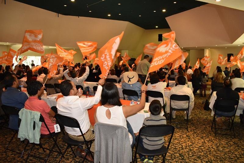 Los perfiles que abanderará Movimiento Ciudadano en Michoacán para este proceso electoral fueron aprobados por la Coordinadora Ciudadana Estatal la tarde de este viernes