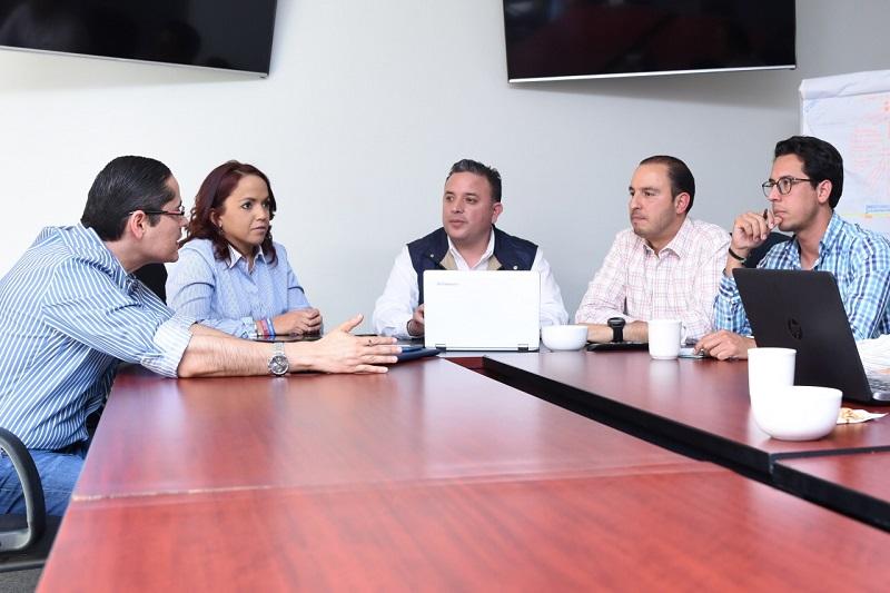 Contamos con los mejores perfiles para lograr el triunfo en las urnas el próximo 1 de julio: Cortés Mendoza
