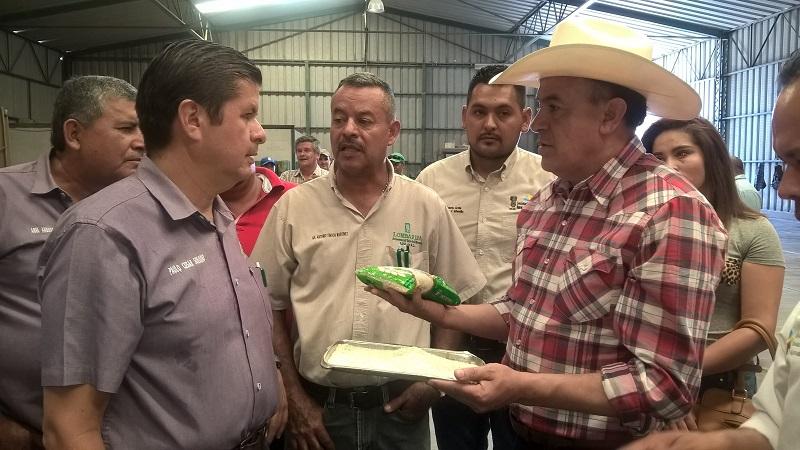 De 10 mil toneladas, la producción anual de arroz en Michoacán; una cantidad importante va al DIF y a Sedesoh para los apoyos alimentarios que brinda el Gobierno del Estado a población vulnerable