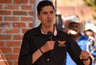 """""""Está claro que debe haber operativos permanentes en las zonas vulnerables de inseguridad y también la Secretaría de Seguridad Pública del estado de Guerrero deben estar en coordinación con el gobierno de Michoacán para garantizar la seguridad de los turistas"""": Paredes Andrade"""