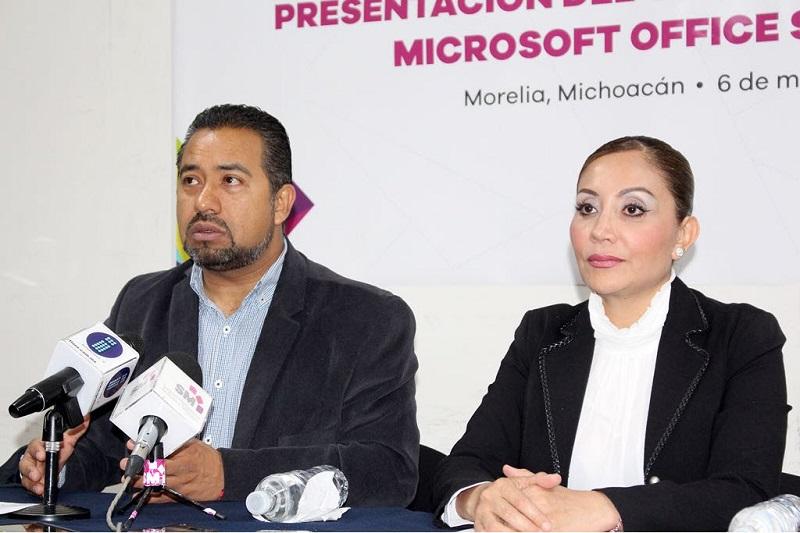 El evento se llevará a cabo el próximo 8 de junio en la capital michoacana